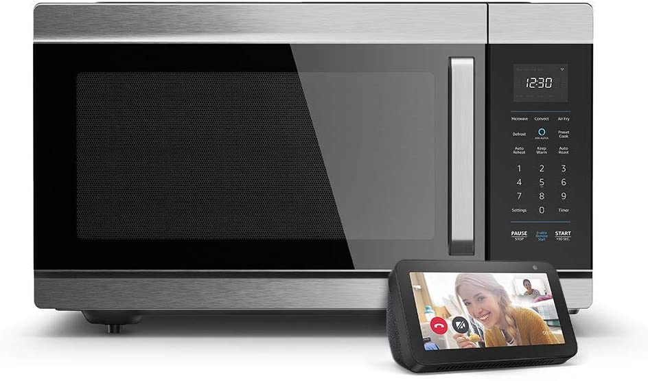 Amazon Smart Oven, a Certified for Humans device – plus Echo Show 5