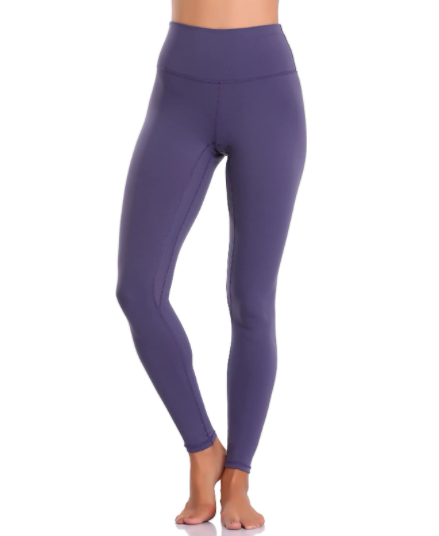 Colorfulkoala Buttery Soft High Waisted Yoga Pants Full-Length Leggings