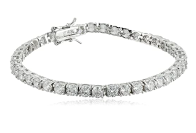 CZ by Kenneth Jay Lane Tennis Bracelet
