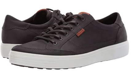 Ecco Men's Soft 7 Long Lace Sneaker