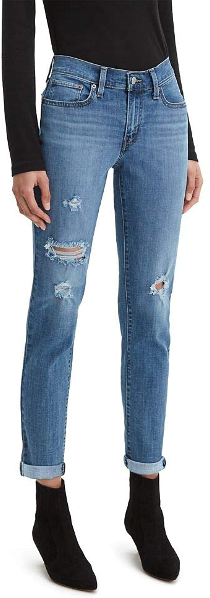 Levi's Women's New Boyfriend Jeans