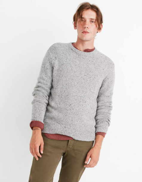 Madewell Crewneck Sweater