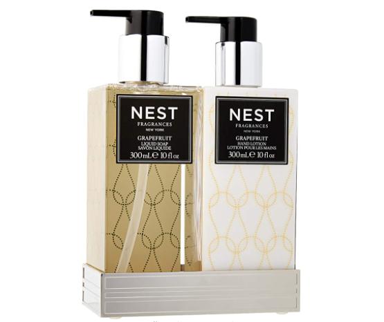 Nest Grapefruit Liquid Soap and Hand Lotion Gift Set