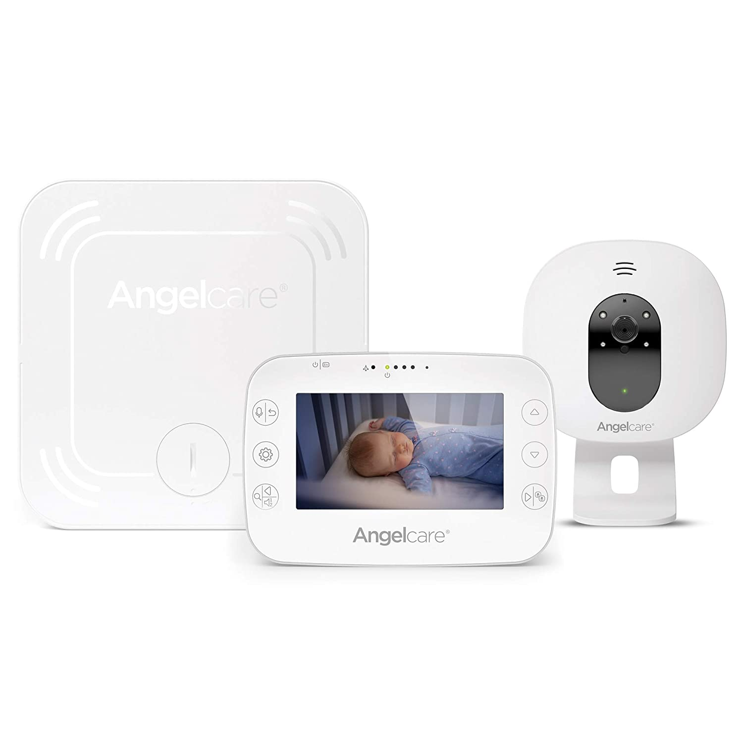 Angelcare 3-in-1 AC327 Baby Monitor