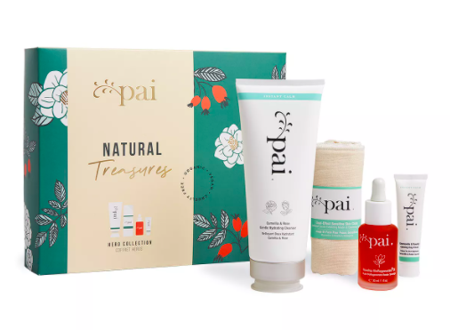 Pai Skincare Natural Treasures Heroes Collection