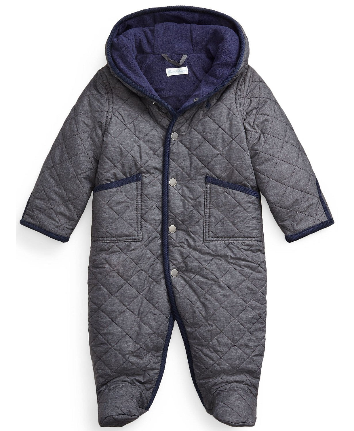 Polo Ralph Lauren Baby Boys Quilted Barn Bunting