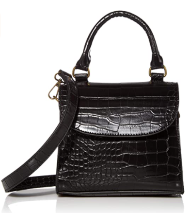 The Drop Diana Top Handle Crossbody Bag