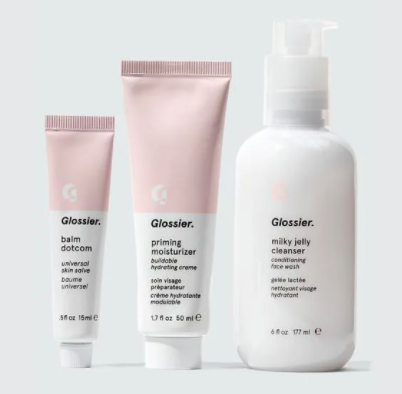 Glossier The Skincare Set