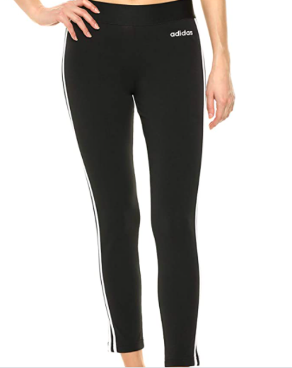 adidas Women's Essentials 3-Stripes Tights