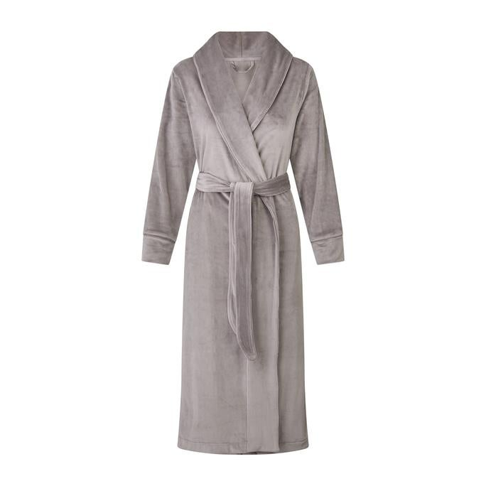 SKIMS Velour Long Robe