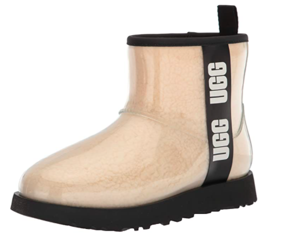 UGG Classic Clear Mini Ankle Boot