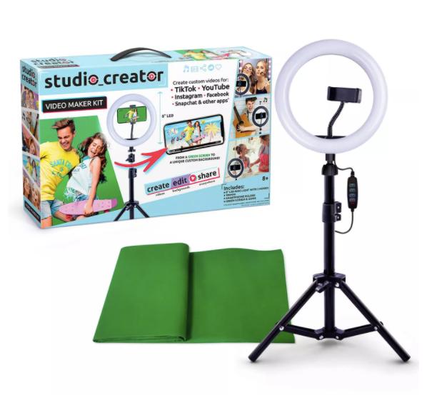 Canal Toys Studio Creator Video Maker Kit