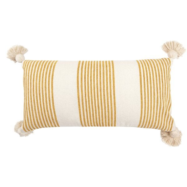 Eider & Ivory Turin Rectangular Cotton Pillow Cover and Insert