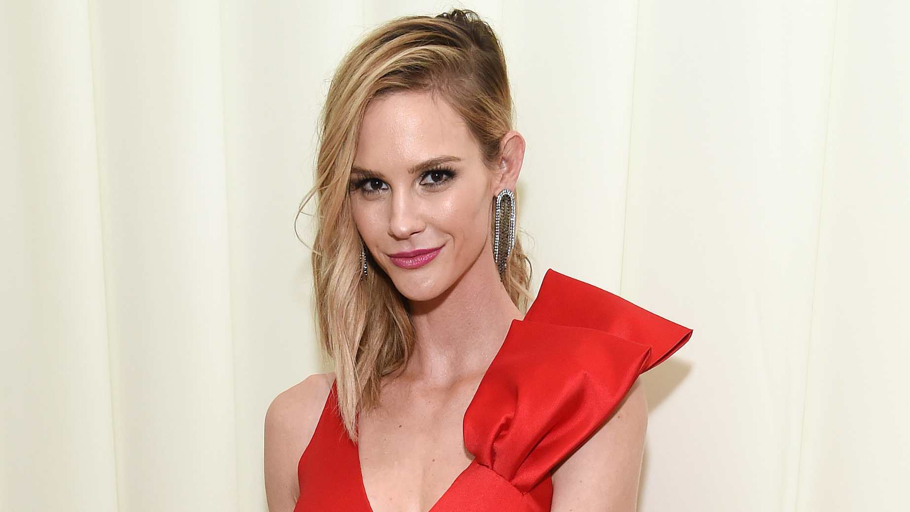 Meghan King Edmonds attends the 28th Annual Elton John AIDS Foundation Academy Awards Viewing Party sponsored by IMDb, Neuro Drinks and Walmart on February 09, 2020 in West Hollywood, California.