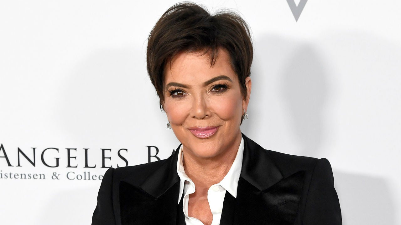 Kris Jenner Says She'd Do 'Dancing With the Stars' Under One Condition    Entertainment Tonight