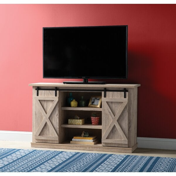"Lorraine TV Stand for TVs up to 60"" See More from Three Posts™"
