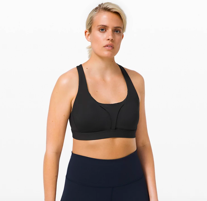 Lululemon Stash It All Bra Medium Support, C/D Cup