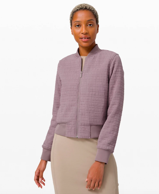 Lululemon Serene Travels Bomber