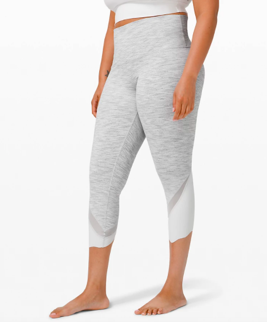 Lululemon Wunder Under Crop High-Rise