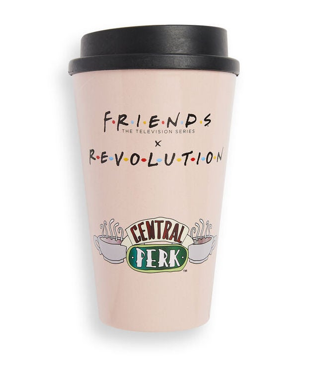 Makeup Revolution X Friends Espresso Body Scrub & Reusable Cup