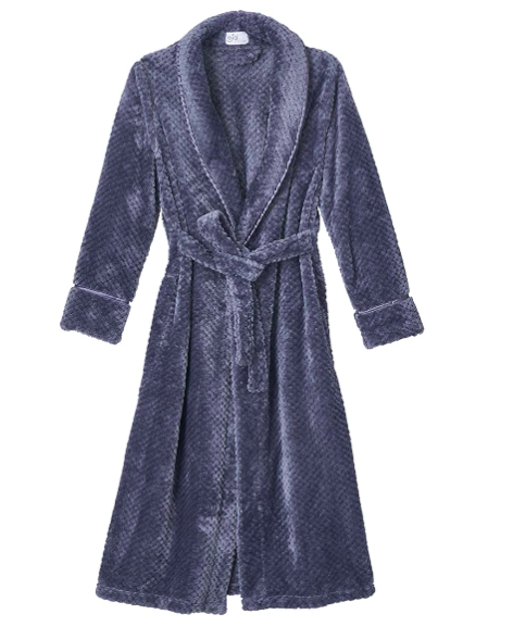 Ojai Lingerie Ultra Plush Fleece Bathrobe