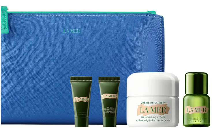 La Mer The Deep Moisture Mini Collection