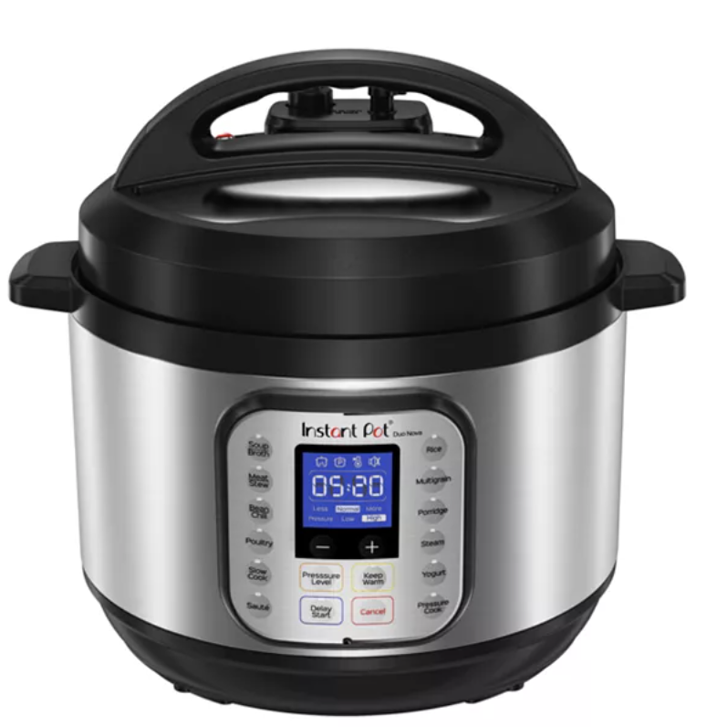 Instant Pot Duo™ Nova™ 10-Qt. 7-in-1, One-Touch Multi-Cooker