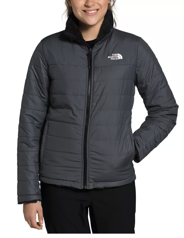 The North Face Women's Mossbud Reversible Fleece Jacket