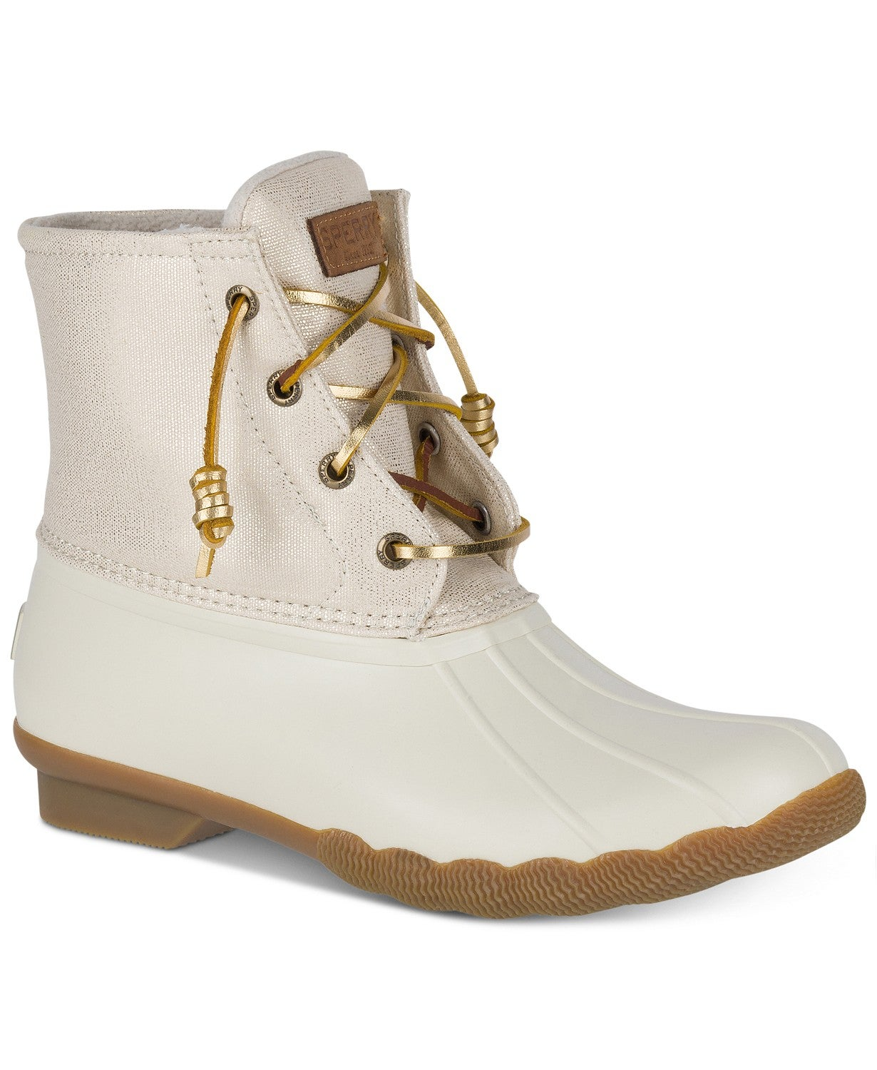 Sperry Saltwater Duck Booties, Created for Macy's