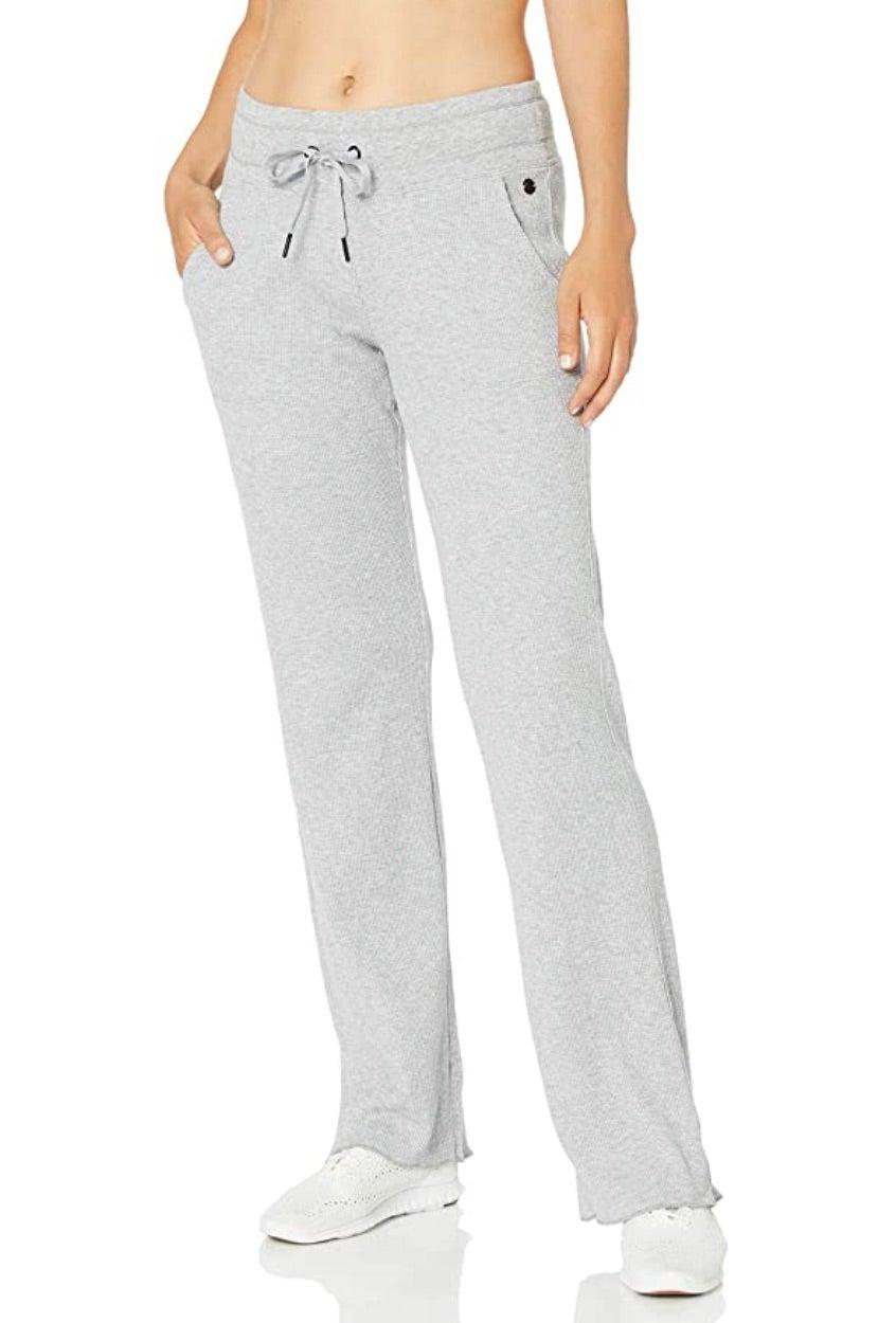 Calvin Klein Premium Performance Thermal Wide Leg Pant