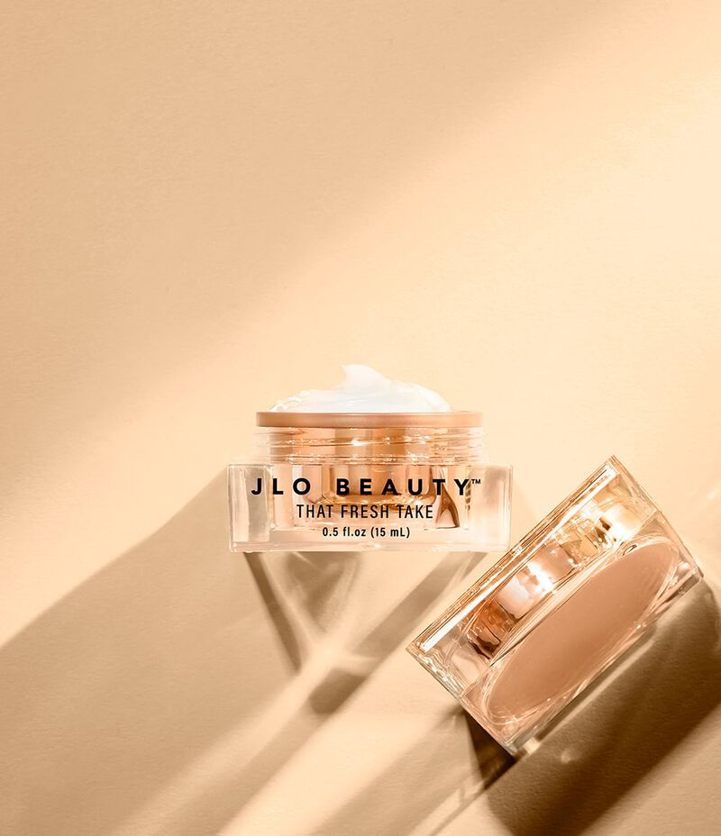 JLo Beauty That Fresh Take Eye Cream