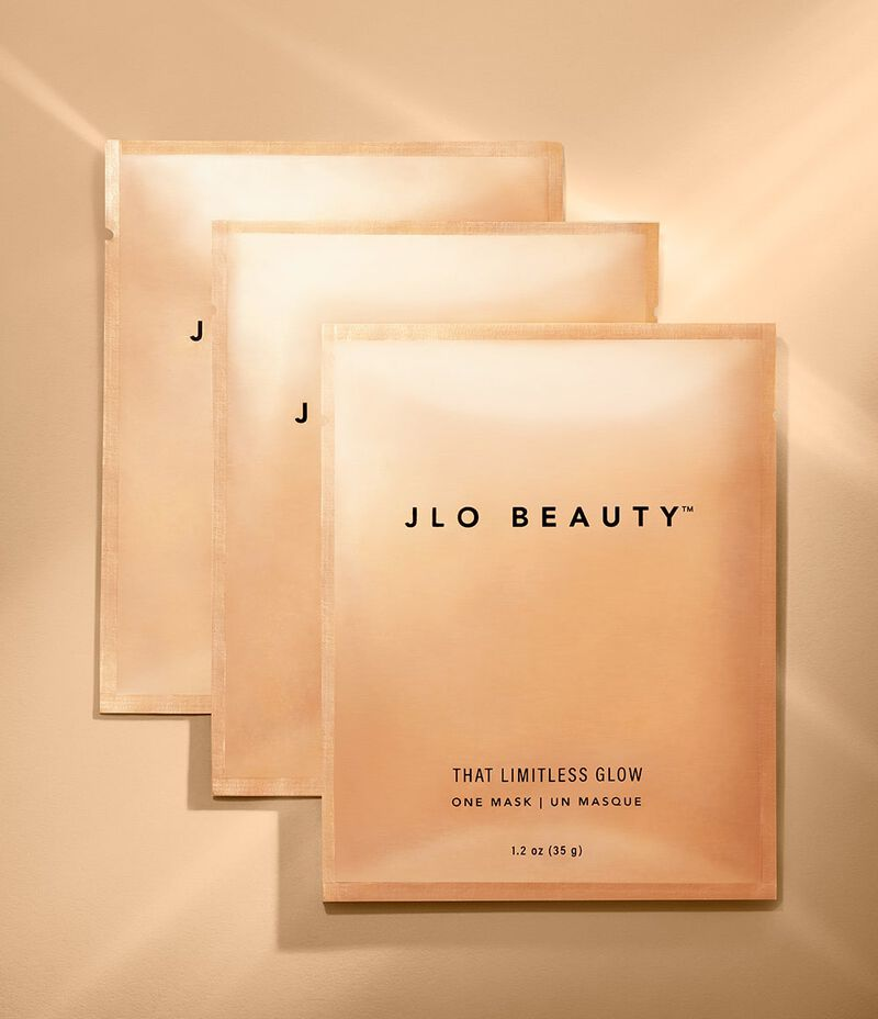 JLo Beauty That Limitless Glow Mask