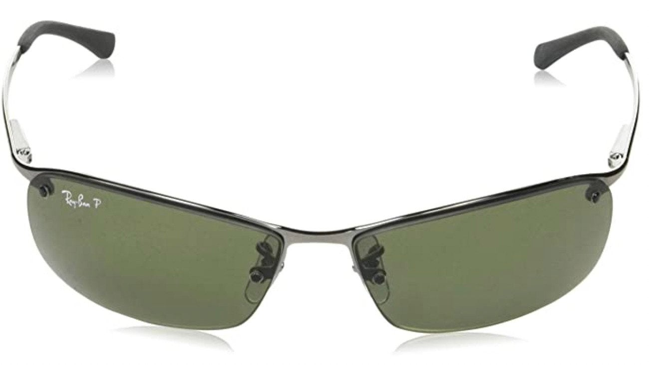 Ray-Ban Men's Rb3183 Metal Sunglasses