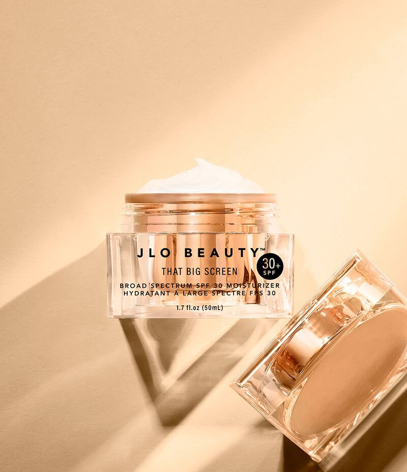 JLo Beauty That Big Screen Broad Spectrum SPF 30 Moisturizer