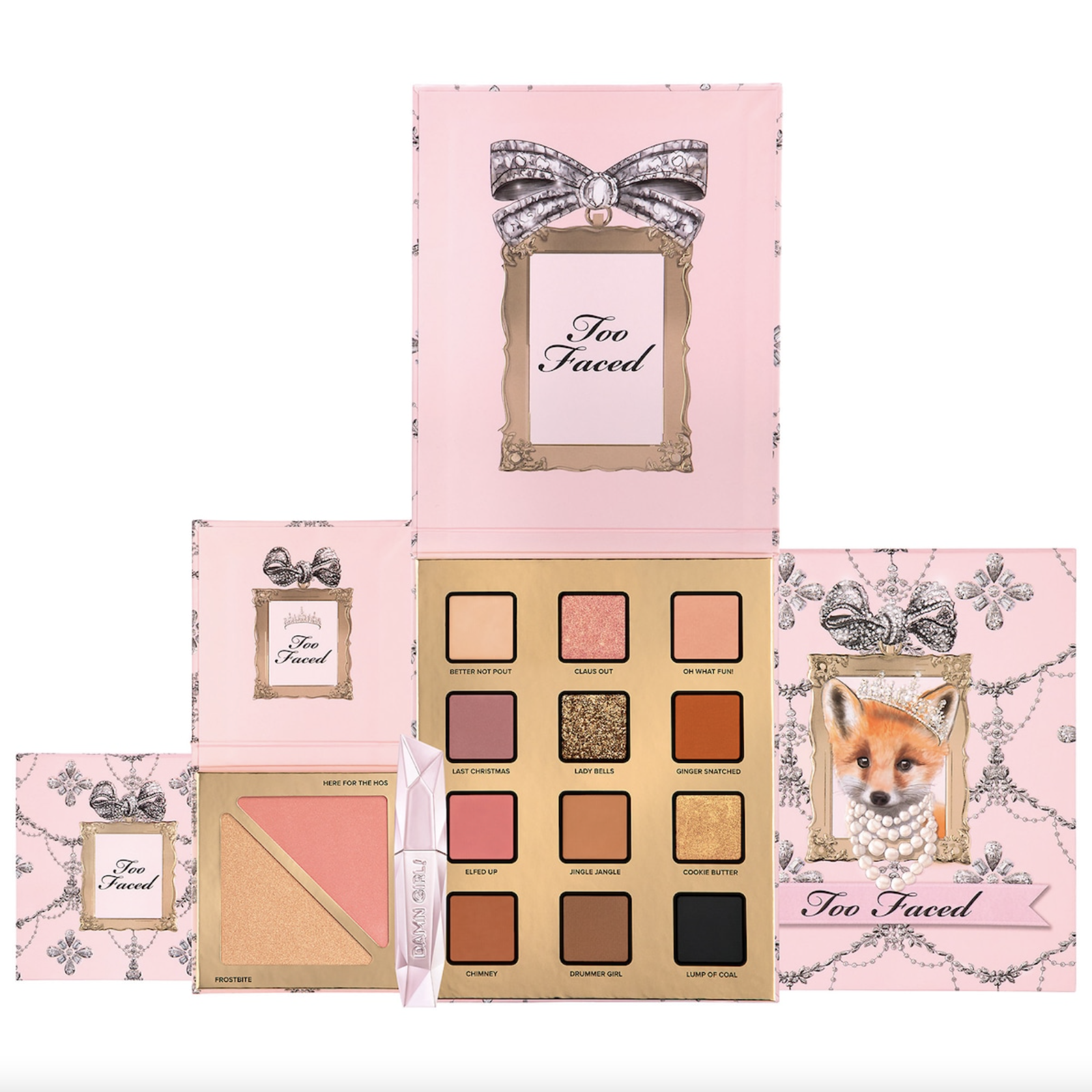 Too Faced Enchanted Beauty Makeup Set