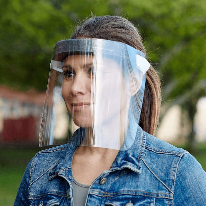 Face Shields (10-Pack)