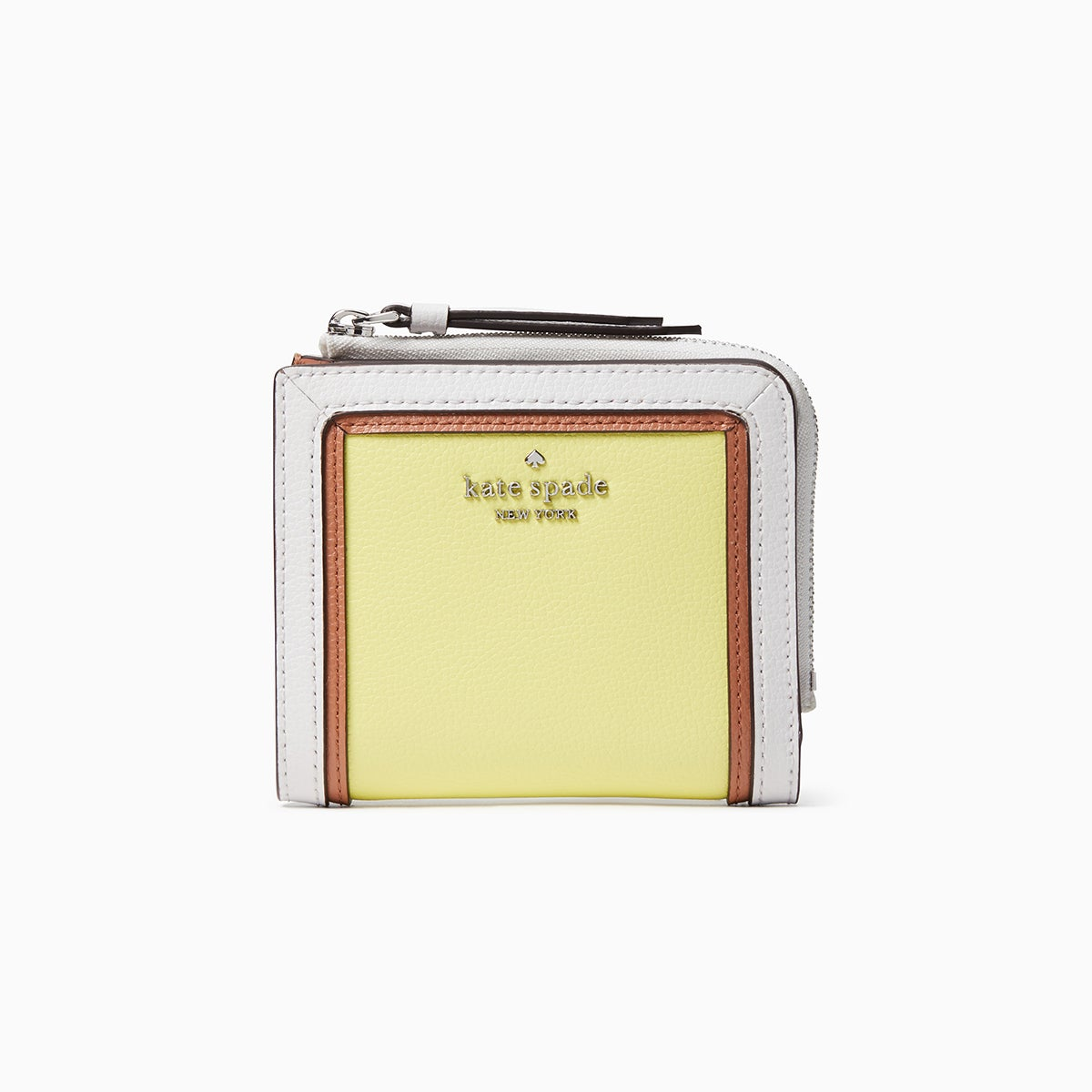 Kate Spade Patterson Drive Colorblock Small I-Zip Billfold Wallet
