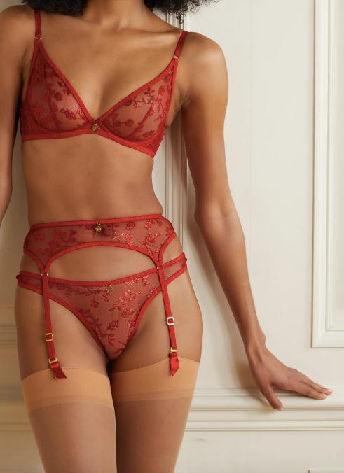 Agent Provocateur lingerie set