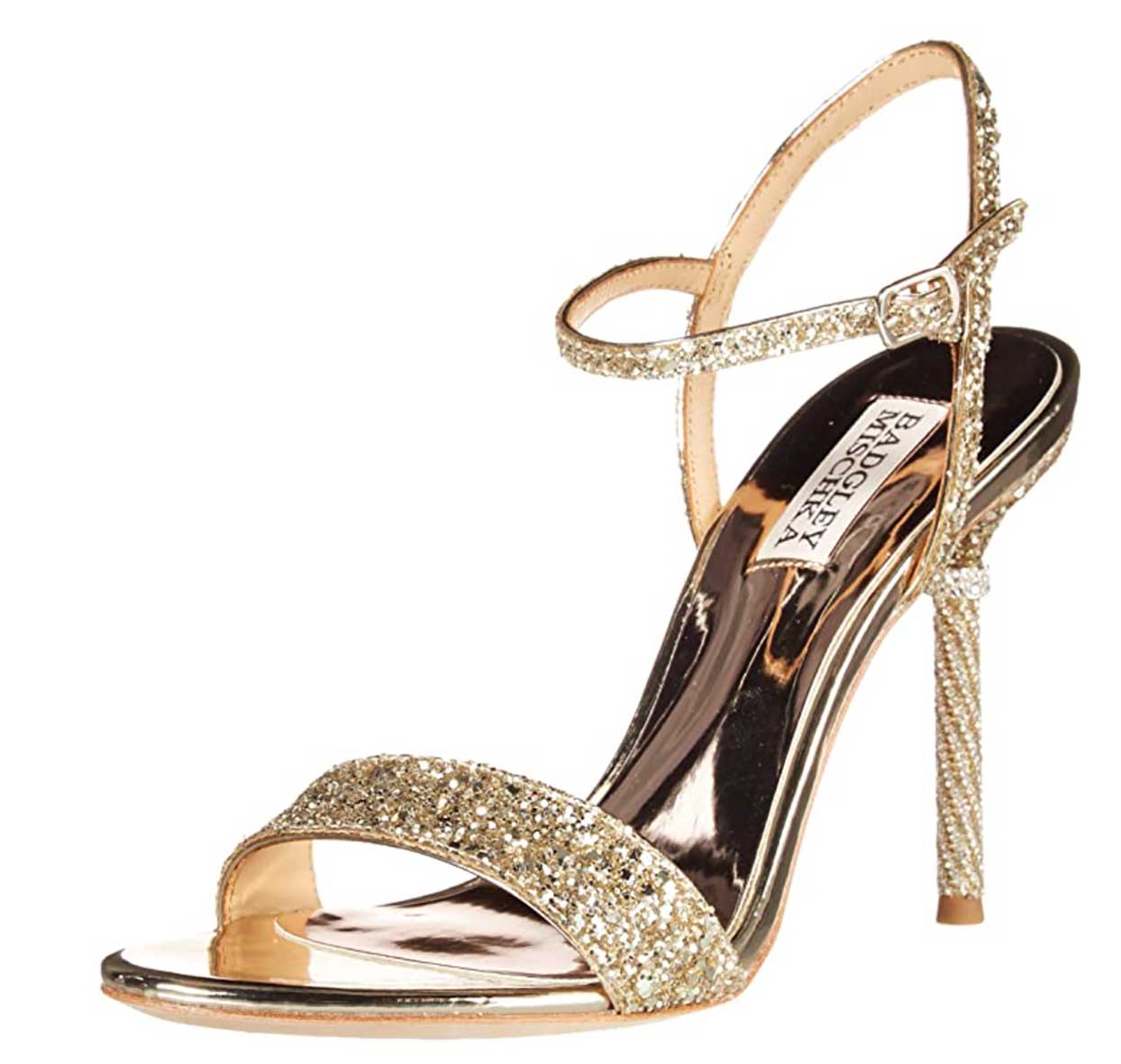 Badgley Mischka Women's Olympia Heeled Sandal