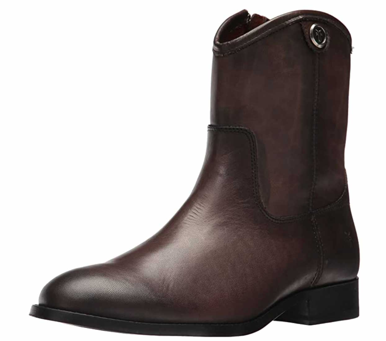 Frye Women's Melissa Button Short Boot