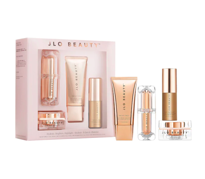 JLo Beauty That JLo Glow 4-Piece Kit