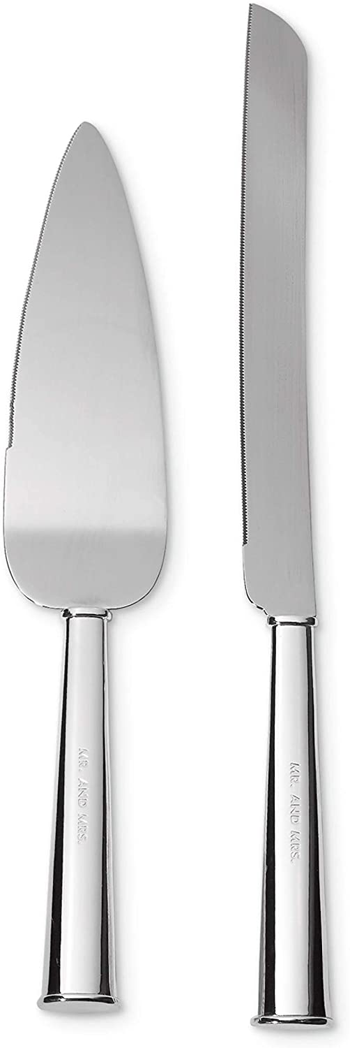Kate Spade New York Darling Point Cake Knife & Server by Lenox