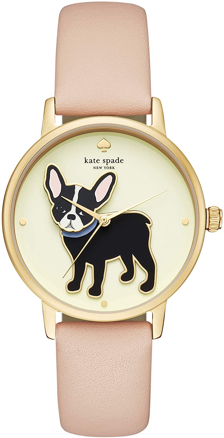 Kate Spade New York Women's Metro Stainless Steel Quartz Watch