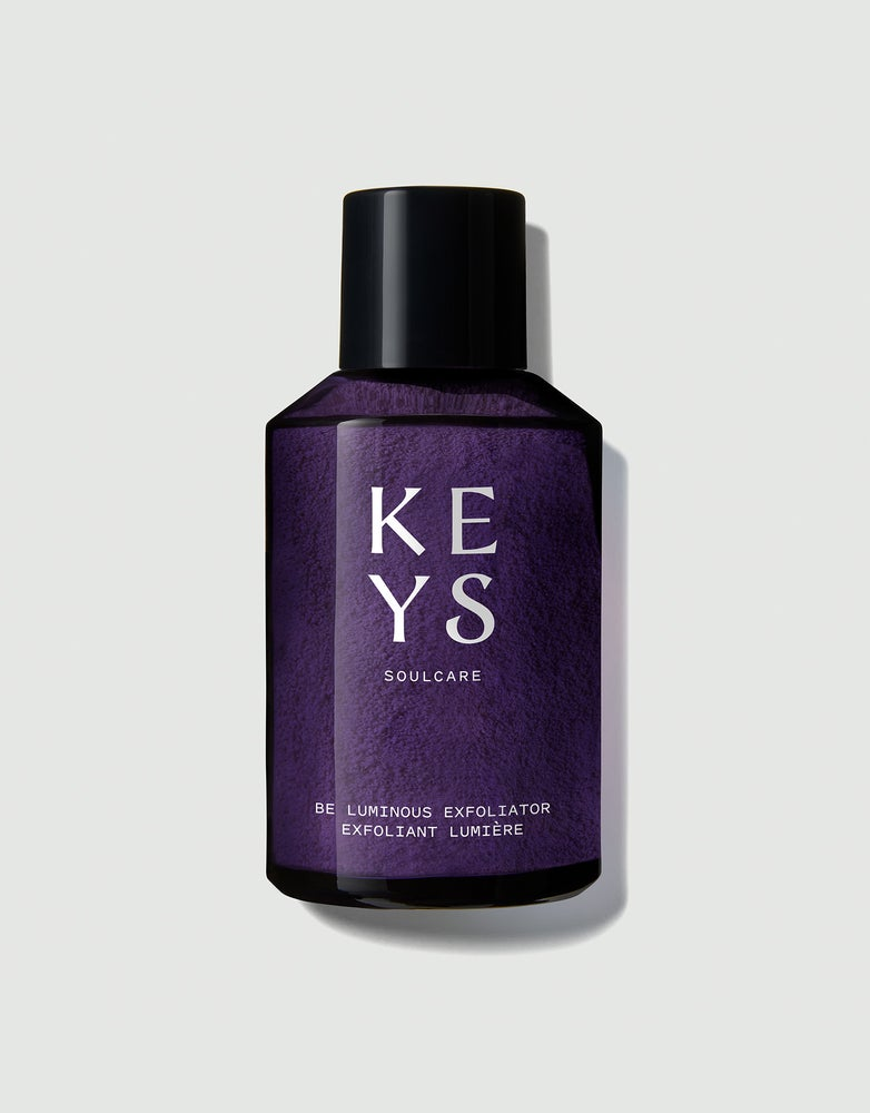 Keys Soulcare Be Luminous Exfoliator