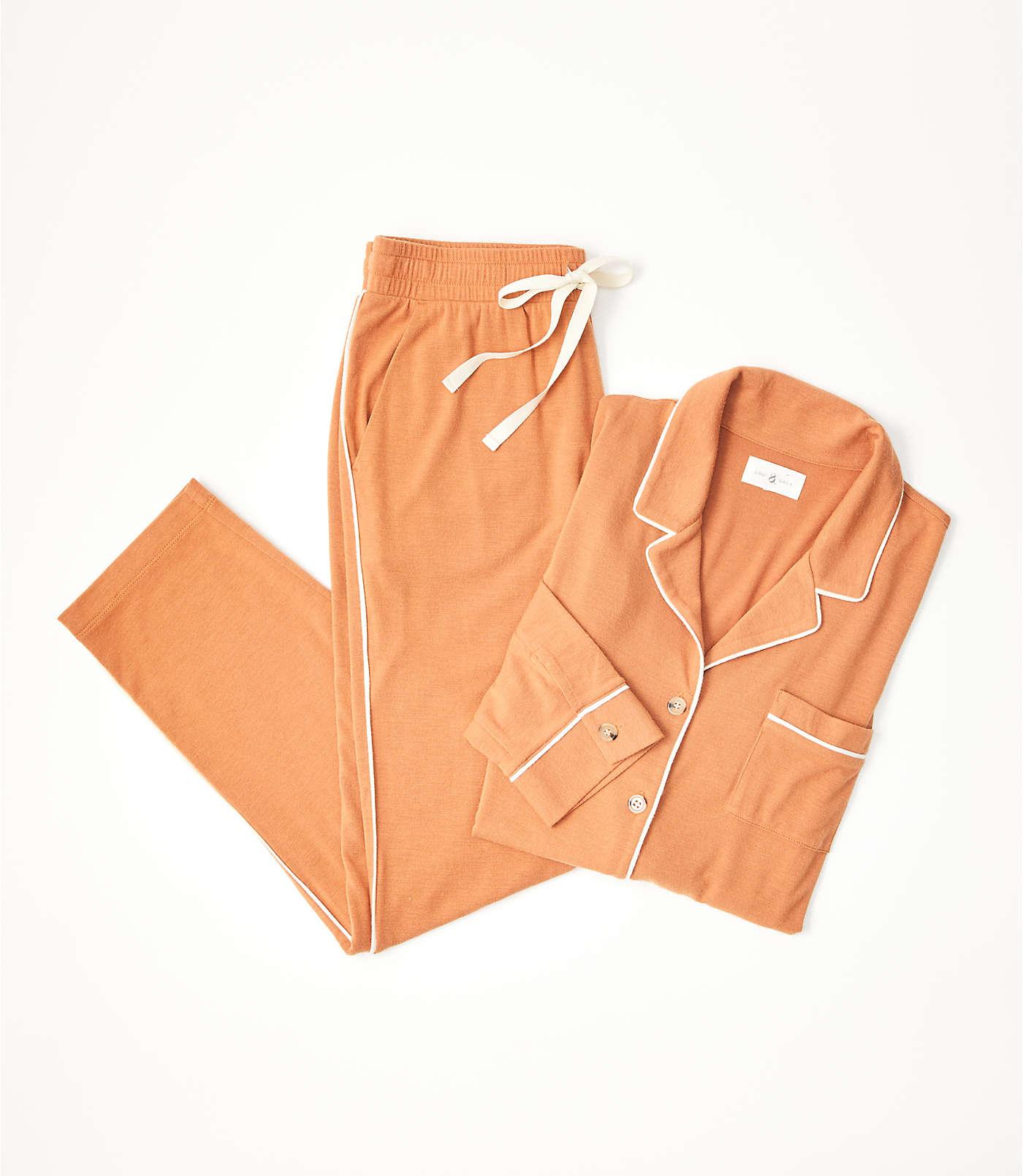Lou & Grey Softened Jersey Pajama Set
