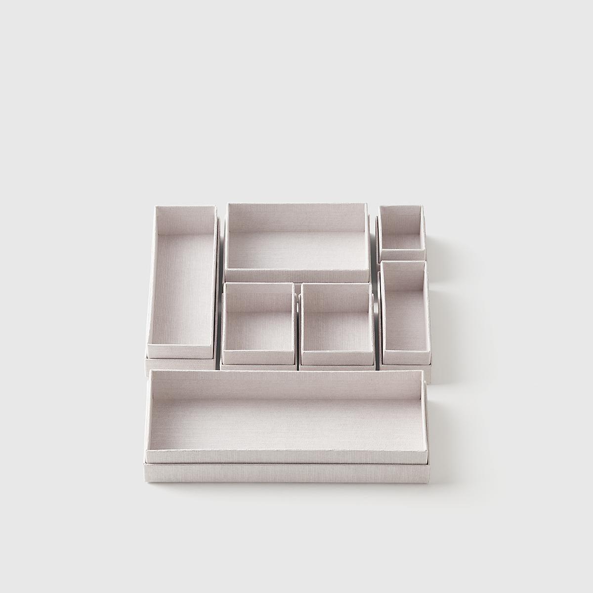 Marie Kondo Calm Hikidashi Small Organizer Boxes Pkg/14