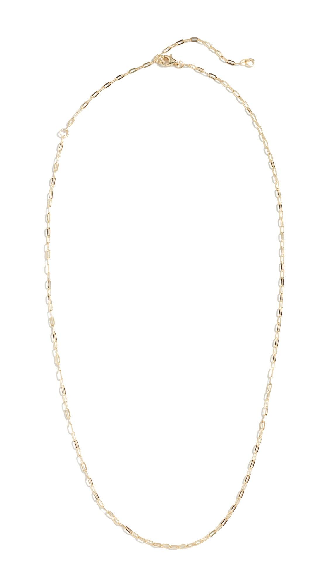 Miansai 1.7MM Cable Chain Necklace
