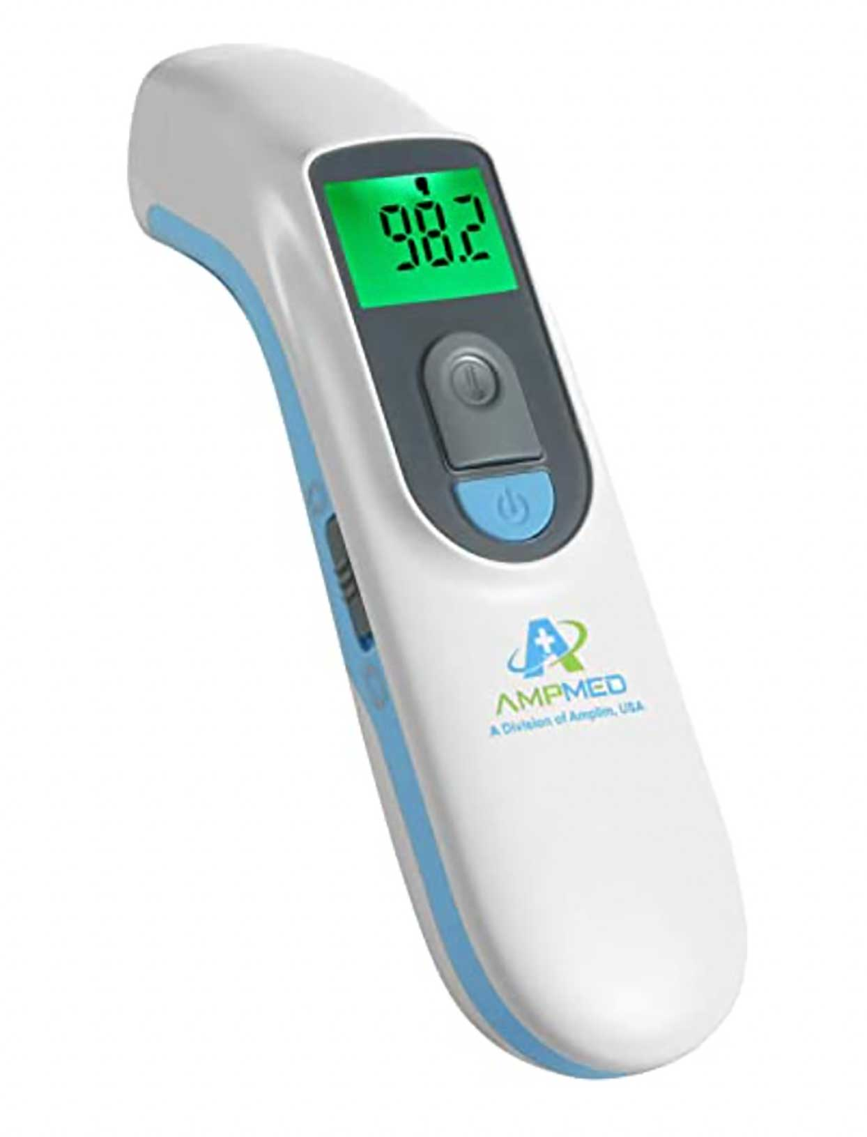 Medical Grade Noncontact Digital Infrared Forehead Thermometer for Baby and Adult