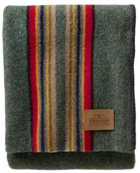 Pendleton Yakima Camp Wool Throw Blanket