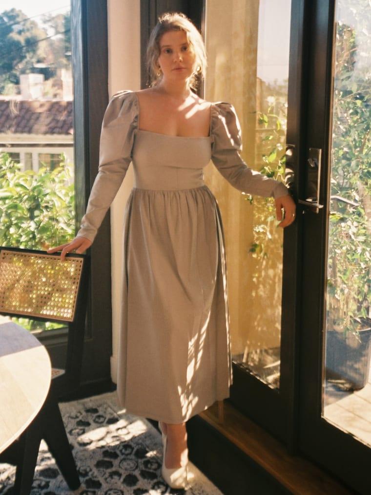 Reformation Luce Dress